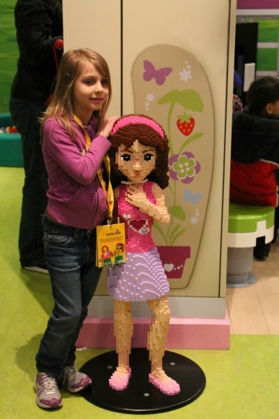 Legoland Westchester Cafe Menu