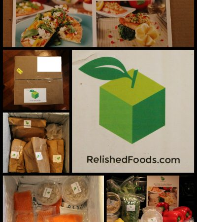 """Relished: """"What's for Dinner?"""" Made Easy"""