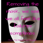 Masks and Failure