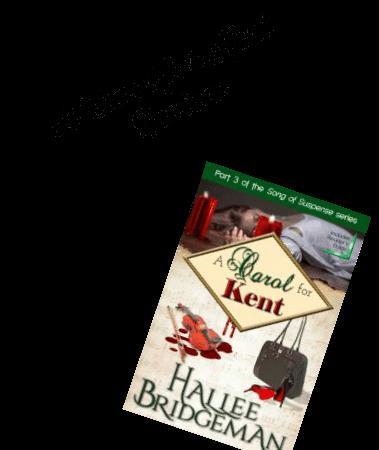 A Carol for Kent, Hallee Bridgeman Delivers Again