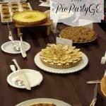 Pie Party Potluck 2014