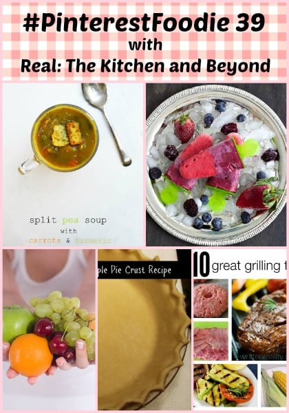 Pinterest Foodie Linky 39 Featured pictures