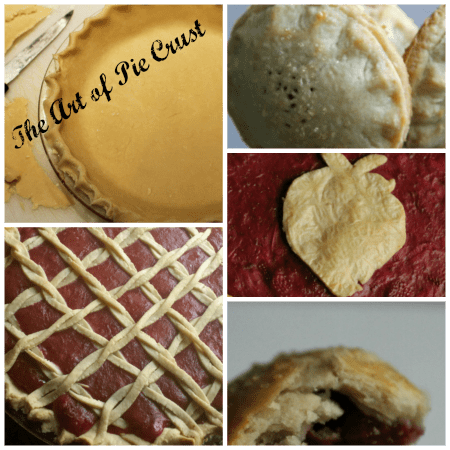 Pictures of pie crust