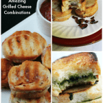 11 Grilled Cheese Combinations, Part of an #AllThingsDairy Giveaway