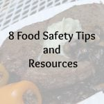 Practice Food Safety, Reduce Food Poisoning Risks