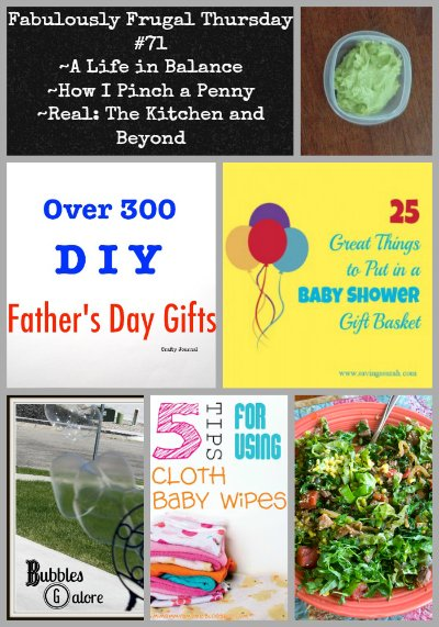 Fabulously Frugal 71 featured post pictures