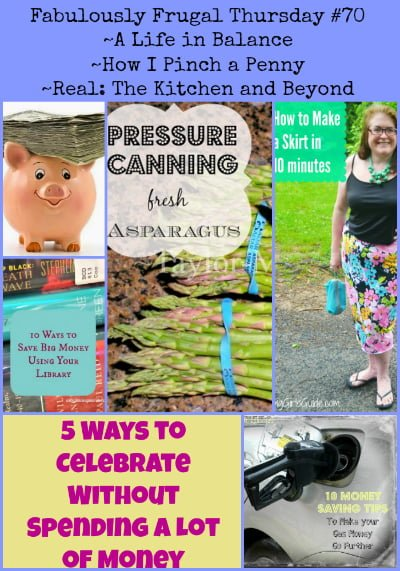Fabulously Frugal Thursday 69 featured post pictures