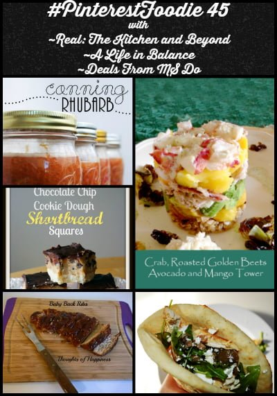 pinterest foodie 45 featured images