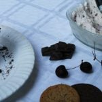 Chocolate Cherry Ice Cream Sandwich Ingredients