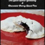 Chocolate Cherry Hand Pies and The Spice House Giveaway