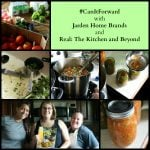 Can-It-Forward with Jarden Foods + Giveaway