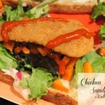 Easy Kids' Recipes: Chicken Sriracha Sandwiches