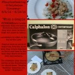 #CouplesCooking: A Calphalon Giveaway