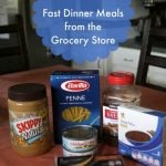 Tips for Fast Food Meals from the Grocery Store