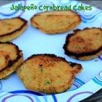 Jalapeño Cornbread Cakes
