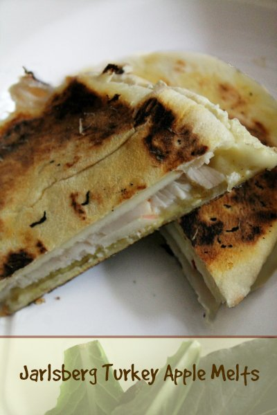 Jarlsberg Turkey Apple Melts