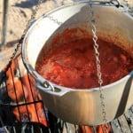 Chorizo Zucchini Chili