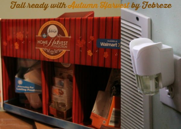 fall ready with autumn harvest by febreze