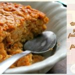 Pumpkin Pie Baked Oatmeal Recipe with Scents of #FebrezeFall