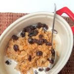 Allergy Friendly Applesauce Baked Oatmeal