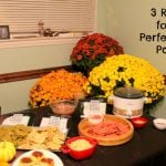 Kicking off Autumn with a Fall Party #craftingbetterchips