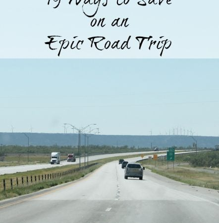 19 Ways to Save Money on a Road Trip