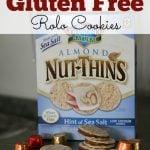 Easy Gluten-free Rolo Cookies