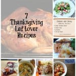 7 Thanksgiving Leftover Recipes