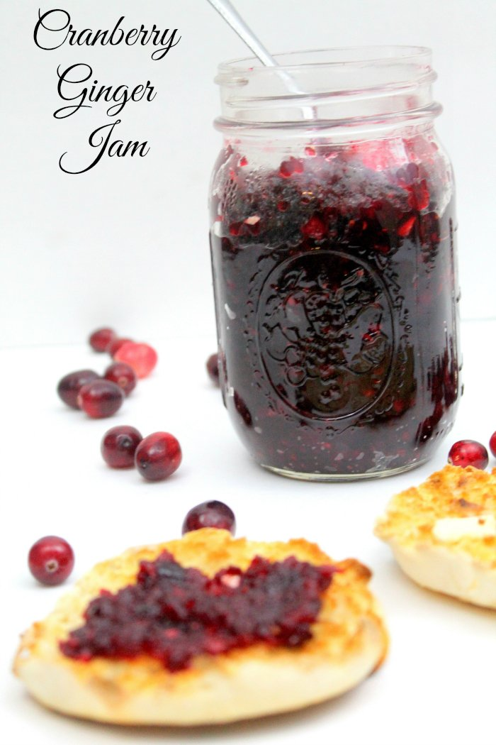 with ginger recipes dishmaps cranberry champagne jam with ginger ...