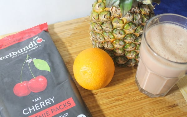 Tropical Cherry Smoothies | Easy Smoothie recipes