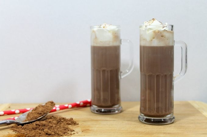 Easy Homemade Hot Chocolate in Minutes