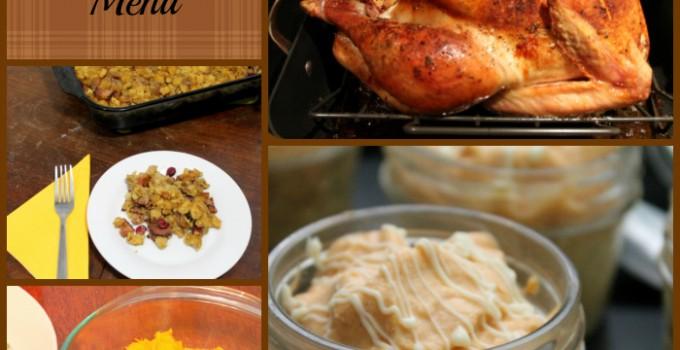 A Tasty Gluten-free Thanksgiving Menu
