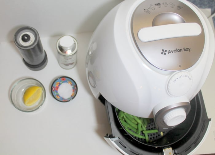 Avalon Bay Air Fryer | www.realthekitchenandbeyond.com