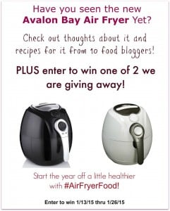 AirFryer Giveaway