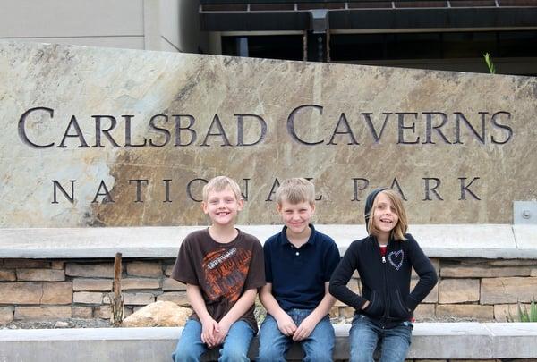 Carlsbad Caverns - www.realthekitchenandbeyond.com