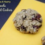 Wholesome Granola Breakfast Cookies