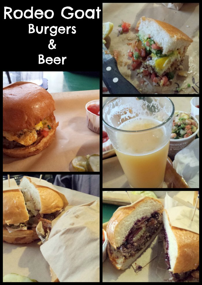 Rodeo Goat Burgers and Beer - www.realthekitchenandbeyond.com