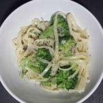 One Pot Dinners: Broccoli Mushroom Pasta