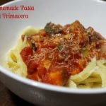 Kids Cook: Homemade Pasta