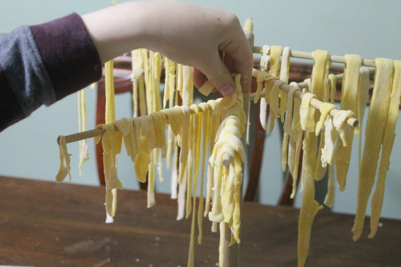 Homemade Pasta Recipe - Real: The Kitchen and Beyond