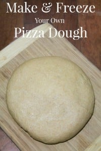 How to Freeze Pizza Dough - Real: The Kitchen and Beyond