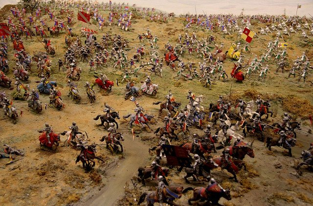 Battle of Bosworth 1485 | JayT47
