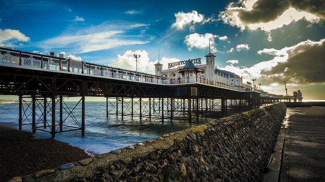 Laycock Brighton Palace Pier | Amipal