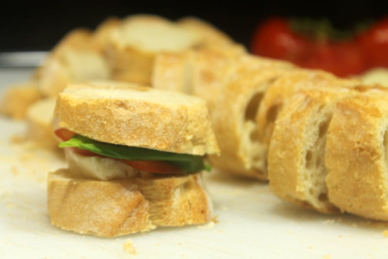 Caprese Grilled Cheese Sandwich - Real: The Kitchen and Beyond