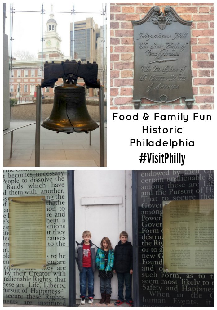 Food and Family Fun Historic Philadelphia - Real: The Kitchen and Beyond