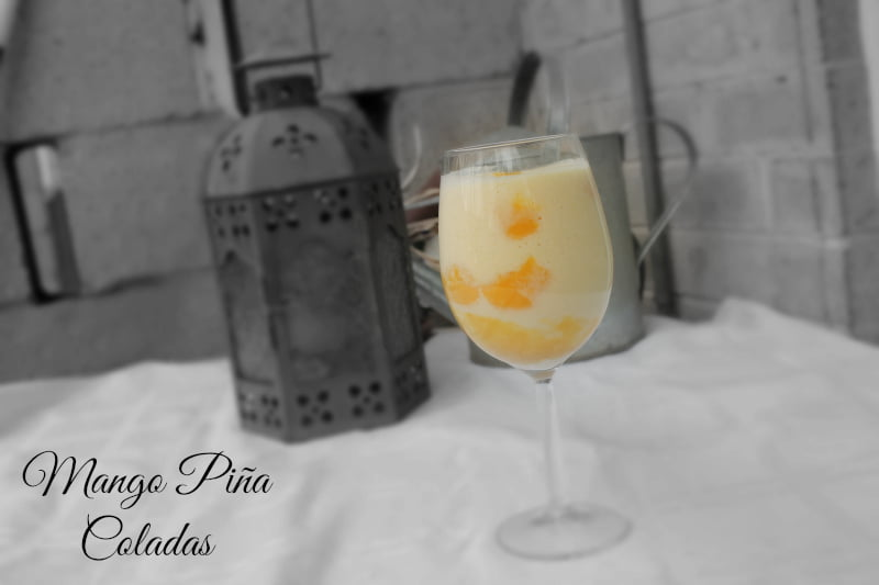 Mango Pina Colada Recipes 3