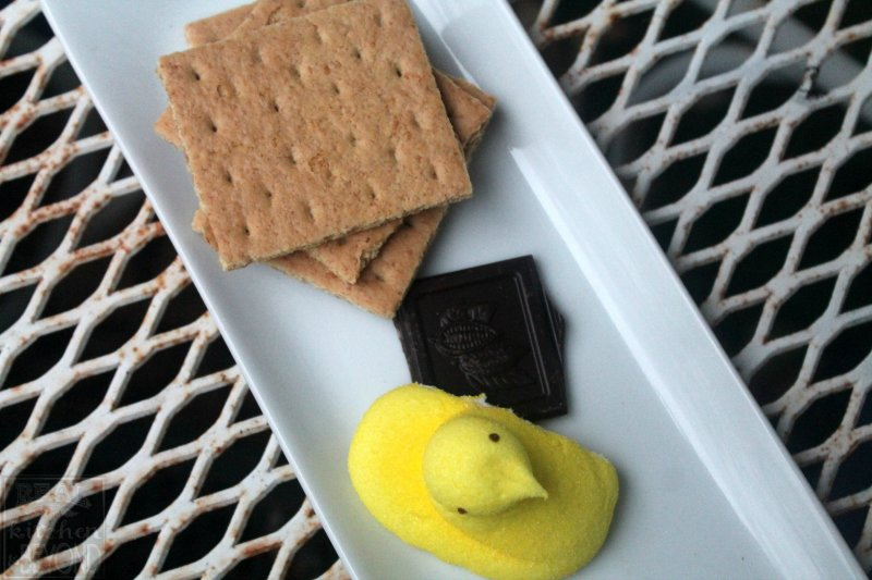 Smores Recipes: Peeps S'more Ingredients - Real: The Kitchen and Beyond
