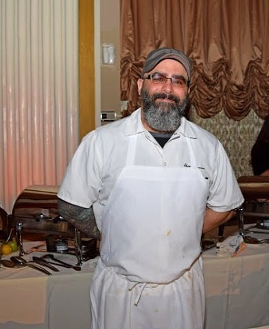 Chef Alex Capasso