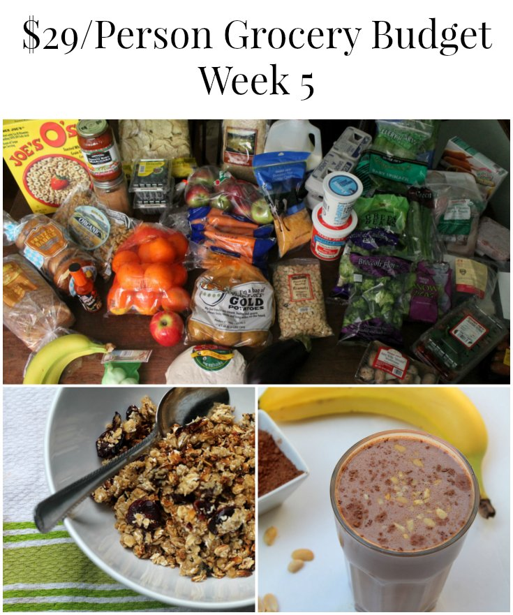 29 Dollar Grocery Budget Week 5 - Real: The Kitchen and Beyond