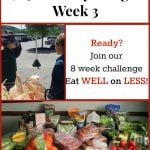 $29 Grocery Budget Challenge: Meal Plan 3